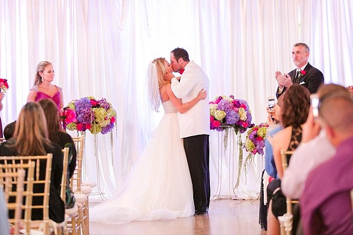 Montero's Real Wedding: Christina & Matt's Woman's Club of Portsmouth Wedding